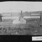 A B.T. Epps Plane built in 1916.