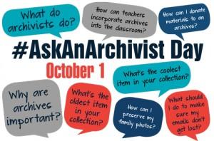 Ask An Archivist