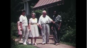 Armor family home movie, Greensboro, Greene County, Georgia, 1937. Albert Armor home movies, 1946-1949, MS 2504, Georgia Historical Society, Savannah, Georgia.